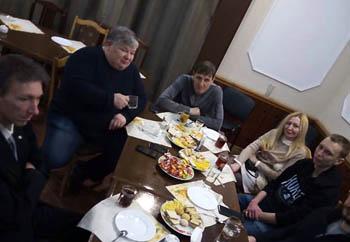 В Астрахани прошло очередное заседание Клуба политической дискуссии