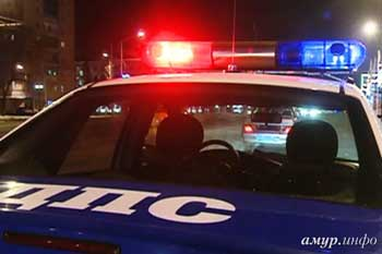 В Наримановском районе внедорожник врезался в машину с сотрудниками полиции, один из которых погиб на месте