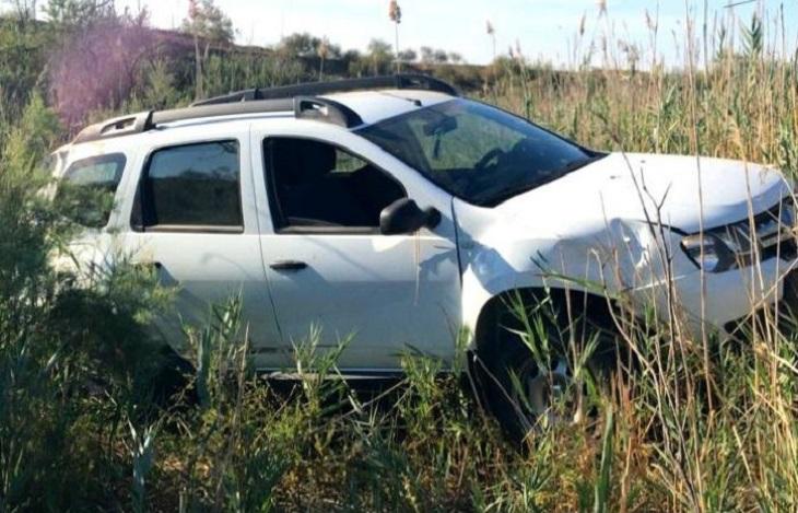 Пенсионер в результате ДТП под Астраханью повредил позвоночник