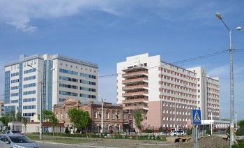 Александровская больница оказалась в реестре ведущих учреждений здравоохранения России