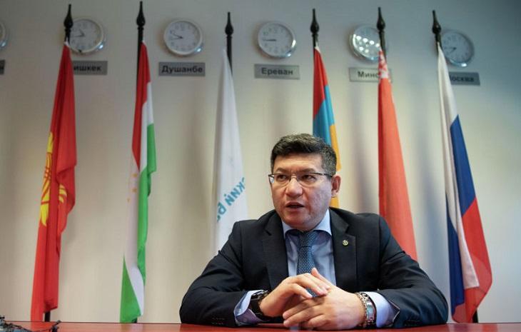 Евразийский банк развития реконструирует водопровод Астрахань – Мангышлак