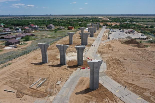 Помощник Путина оценил строительство обхода Волгограда