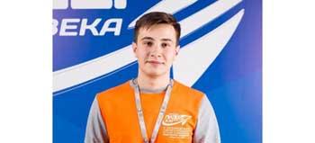 Астраханец стал лучшим руководителем молодёжного общественного объединения