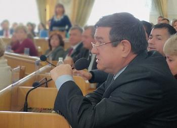 Евгений ДУНАЕВ: Вопросы вице-губернатору Расулу СУЛТАНОВУ