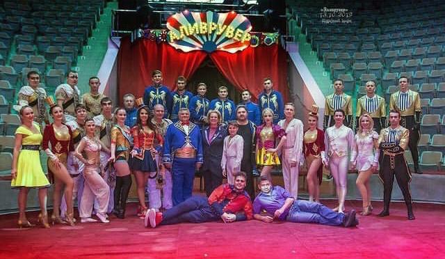 Астраханский цирк готовится к открытию