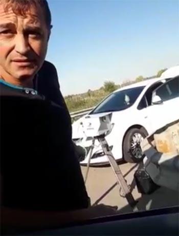 Астраханцев бесят треноги на городских трассах
