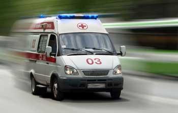 На улице Космонавтов насмерть разбилась пенсионерка, выпав из окна второго этажа