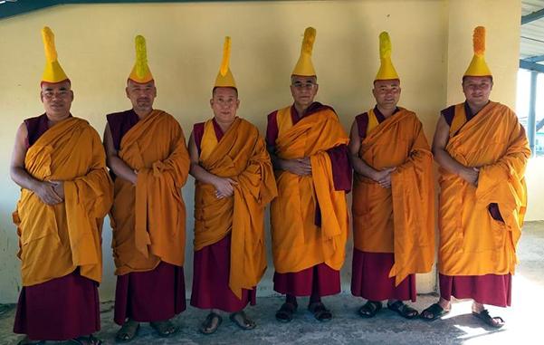 В Астрахань приедут буддистские монахи-учёные из Индии