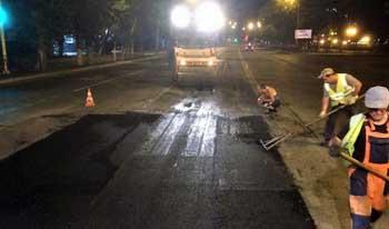 Активисты ОНФ провели рейд в рамках мониторинга проведения ремонта и обустройства дорог в Астрахани