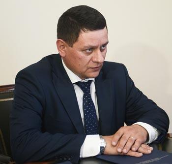 В Астраханской области новый глава Ростехнадзора