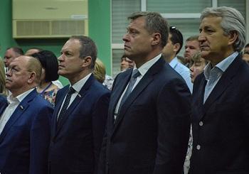 Как «Единая Россия» поддержала врио губернатора