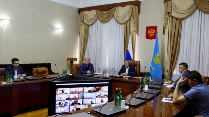 Ради спасения рыбы в Астраханской области продлён паводок