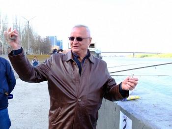 В фестивале «Вобла» приняло участие более 400 рыбаков