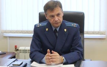 Первый зампрокурора Астраханской области Дмитрий Талипов о проблемах в ЖКХ
