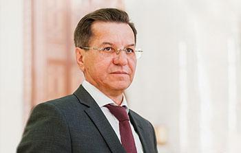 Астраханский губернатор прокомментировал выдвижение в президенты Владимира Путина