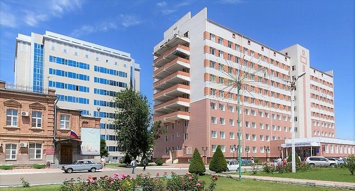 Иранские моряки попали в астраханскую больницу
