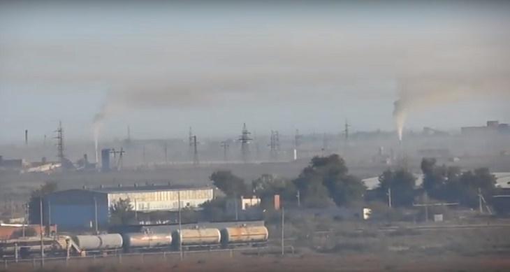 Стал известен истинный источник запаха гари в Астрахани