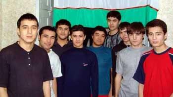Узбеки в Астрахани как у себя дома
