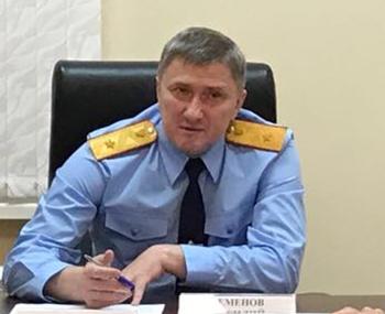 Василий СЕМЁНОВ: С профессиональным праздником!