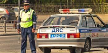 По Астраханской области систематически продолжают раскатывать пьяные водители