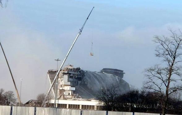 Астраханских строителей привлекли за гибель рабочего в Питере