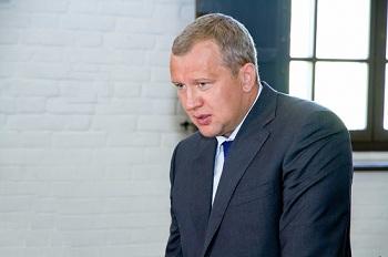 Сергей Морозов неожиданно оказался в Санкт-Петербурге