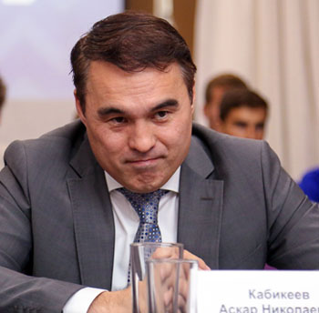 Аскар Кабикеев как астраханское чудо