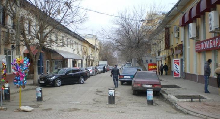 Улица Ахматовская в Астрахани преобразится