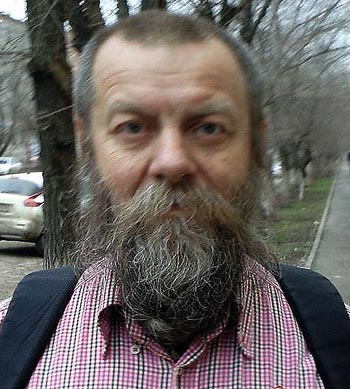 Николай ИВАНОВ: Уличные изыски Астрахани