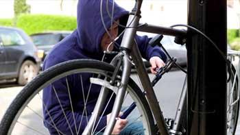 Весна: в Астрахани и области все чаще крадут велосипеды