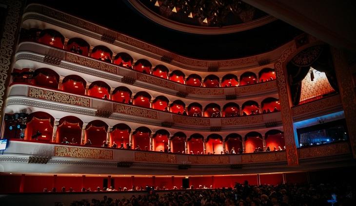 Астраханский театр оперы и балета получил очередной грант