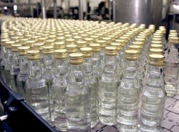 Астраханцы стали больше пить легального алкоголя
