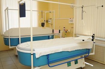 В Александро-Мариинской больнице спасли жизнь пациенту с 70% ожогами тела