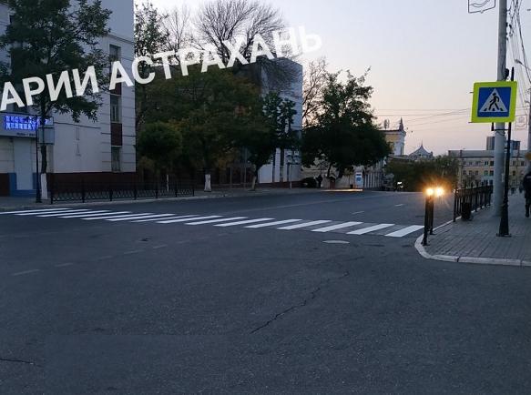 Астраханцев услышали и вернули переход