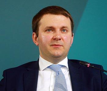 Врио астраханского губернатора Морозов встретился в главой минэка Орешкиным