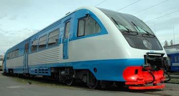 В Астрахани стало больше рельсобусов