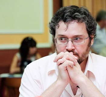 Михаил ПОЛЯКОВ: на площадь Ленина нужно поставить модель Стоунхенджа
