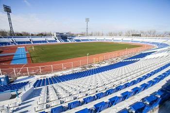 В субботу в Астрахани футбол: «Волгарь» сразится с «Урожаем»