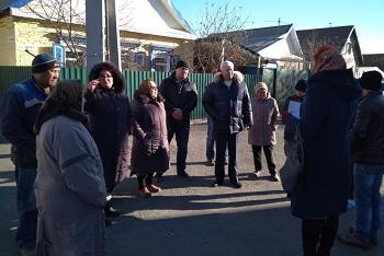 На что жалуются жители села Кулаковка