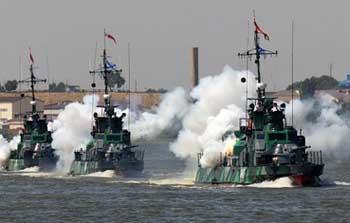 День Военно-морского флота отметят в Астрахани с размахом