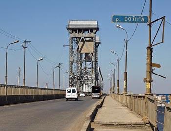 Сегодня в Астрахани разведут Старый мост