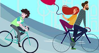 Парад велосипедистов в Астрахани пройдёт под флагом Великой Победы