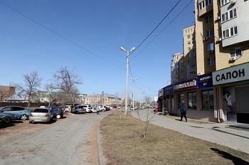 На улице Кирова в Астрахани появится новый перекрёсток