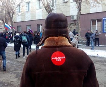 «Забастовку избирателей» в Астрахани заметила только полиция