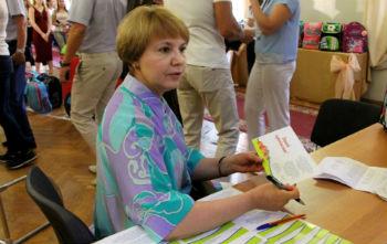 Элина Полянская уходит с должности министра
