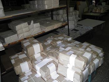 Уничтожены бюллетени для голосования на дополнительных выборах в астраханскую облдуму