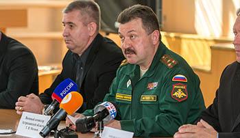 Военный комиссар Астраханской области Геннадий Матвеев оспаривает в суде своё увольнение