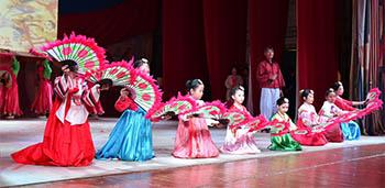 В Астрахани прошел третий фестиваль корейской культуры