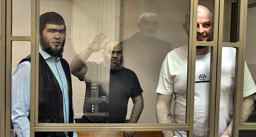 Москва утвердила приговор астраханцам из террористической организации