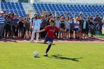 В Астрахани определились финалисты акции «Забей НЕ нашим»
